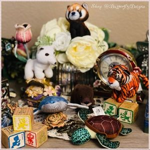 National Geographic Zoo Animal Toys